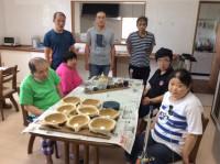 文化祭陶芸作り (4)