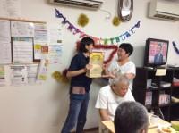美由紀誕生日 (3)